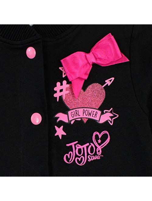 JoJo Siwa Girls' Jo Jo Jacket