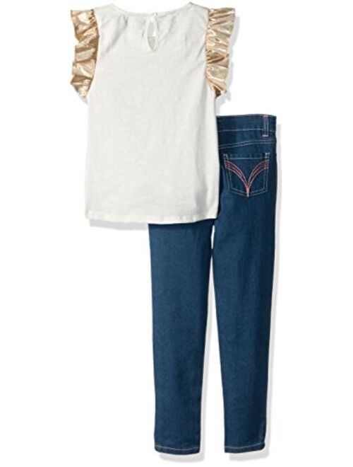 Limited Too Girls' Fashion Top and Pant Set (More Styles Available)