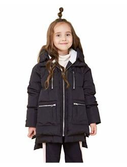 Orolay Children Hooded Down Coat Girls Quilted Jacket Boys Jackets
