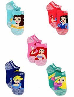 Princess Girls Teen Women's Multi Pack Socks Set