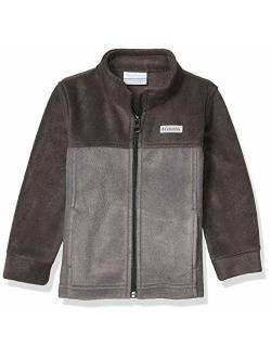 Boys' Steens Mt Ii Jacket, Soft Fleece With Classic Fit