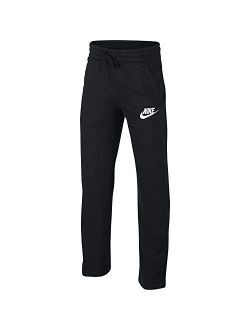 Sportswear Boys' Club Fleece Open Hem Pants