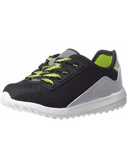 Carter's Kids Boy's Paow Mesh Athletic Sneaker with Bungee Laces