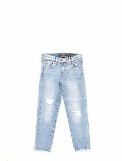Luxury Fashion Girls K01a03d3xj0lebw Light Blue Jeans | Spring Summer 20