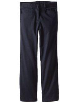 Girls' Uniform Stretch Twill Skinny Pant