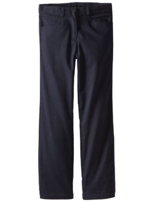 Nautica Girls' Uniform Stretch Twill Skinny Pant