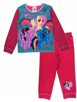 Girls Longs Pajamas Pjs