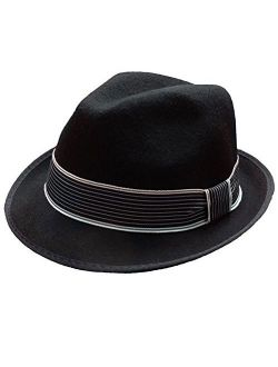 Subtle Addition Fedora Hats for Boys and Girls, Toddlers, Kids