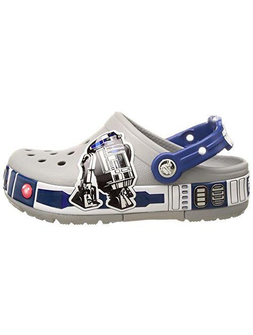 Crocs Kids' Crocband R2D2 Lights Clog