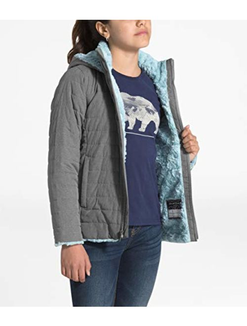 The North Face Kids Girl's Mossbud Swirl Parka