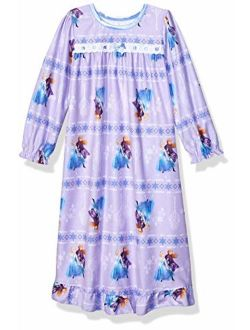 Girls' Frozen Nightgown