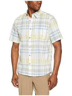 Mountain Khakis Men's Tomahawk Madras Shirt