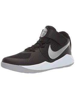 Kids' Team Hustle D 9 (ps) Sneaker
