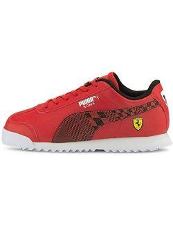 Unisex-kids Ferrari Roma Sneaker