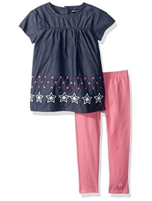 Limited Too Girls' Fashion Top and Legging Set (More Styles Available)