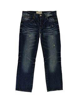 Ecko Unltd. Mens 714 Straight Leg Jeans