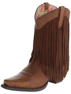 Women's Gold Rush Western Cowboy Boot