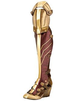 The Highest Heel Wonder Woman Dawn of Justice High Heel Wedges Over The Knee Boot