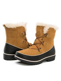 Women's Fur Trek Winter Boots