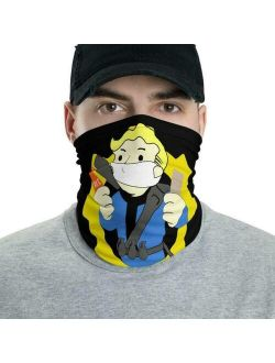Ault Boy Face Mask Adult Size - Pop Culture Inspired Comfort Gift