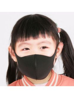 3PCS Kids Breathable Washable Comfortable High Quality Disposal Face Cover
