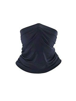 Summer Neck Gaiter Face Scarf/Neck Cover/Face Cover for Sun Protection Headwear Hear Warp