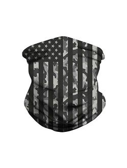 Seamless Bandanas Starry Sky Digital Printing Insect Mask Festive Magic Turban Multi-Purpose Capless Scarf