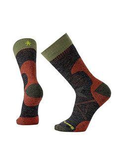 Phd Outdoor Light Crew Socks - Mens Hunt Medium Wool Performance Sock