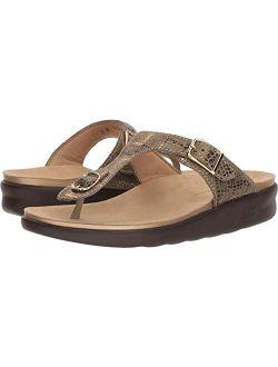 SAS Womens Sanibel T-Strap Sandals