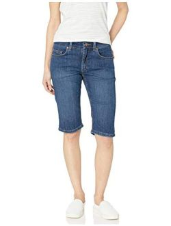 Women's Perfect Shape Denim Bermuda Shorts