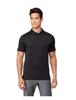 32 DEGREES Cool Mens Classic Slim Fit Quick-Dry Active Golf Polo