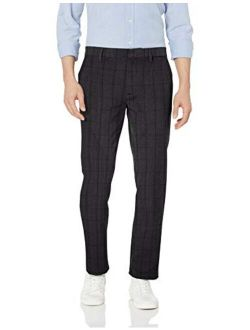 D - Goodthreads Men's Straight-fit Modern Stretch Chino Pant