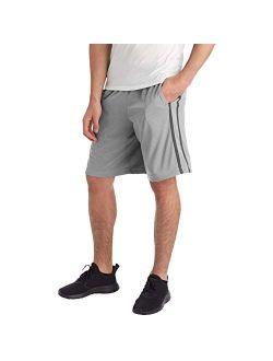 Men's Mesh Shorts-10 Inseam