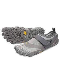 Vibram Men's V-Aqua Grey Walking Shoe