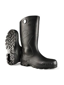 Dunlop 8677504 Chesapeake Boots, 100% Waterproof PVC, Lightweight and Durable Protective Footwear