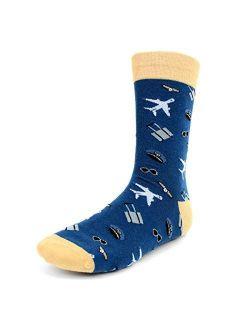 Urban-Peacock Men's Novelty Socks - Multiple Patterns!
