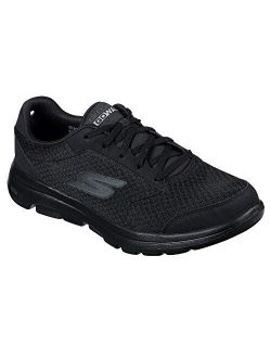 Men's Gowalk 5 Qualify-athletic Mesh Lace Up Performance Walking Shoe Sneaker