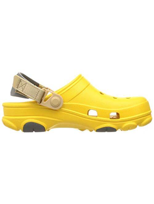 Crocs Men's Classic All Terrain Clog