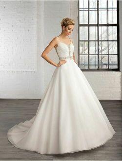 Cosmobella | Demetrios 7782 wedding dress