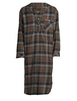 Stafford - Men's Flannel Nightshirt