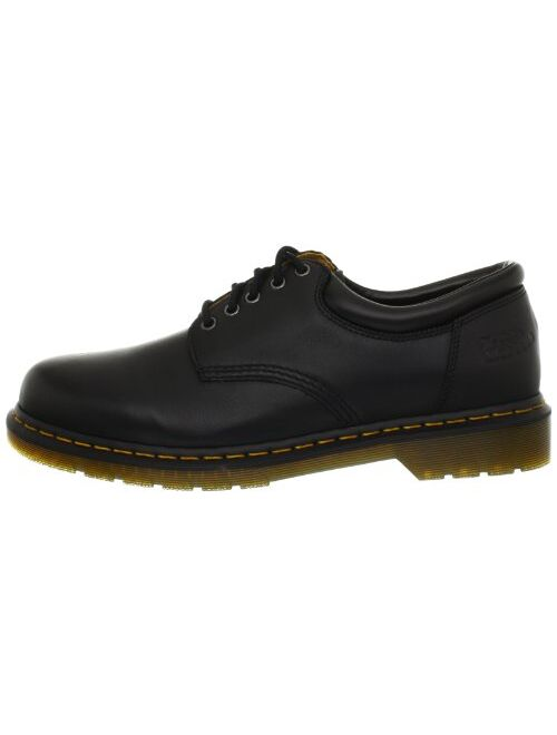Dr. Martens unisex-adult 8053 5 Eye Padded Collar Boot