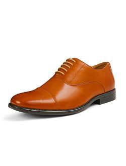 Bruno Marc Men's Dress Shoes Formal Classic Lace-up Oxfords