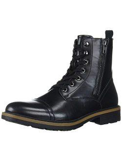 Kenneth Cole Men's Captain Cap Toe Boot Combat