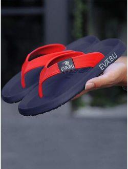 Men Wide Fit Flip Flops