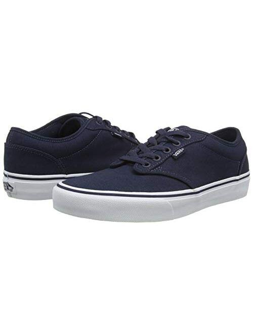 Vans Men's Vn-0tuy187 Low-Top Skate Sneakers