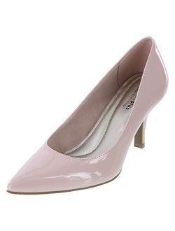 Predictions Comfort Plus Women's Janine Pointy Toe Heel Pumps