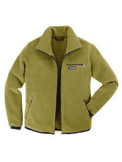 TAIGA Polartec-300 Fleece Jacket, Men's. Made in Canada