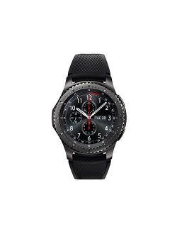 Gear S3 Frontier Smartwatch (bluetooth), Sm-r760ndaaxar