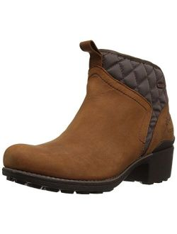 Women's Chateau Mid Pull Waterproof Snow Boot