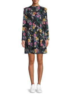 Tiered Ruffle Dress Women's